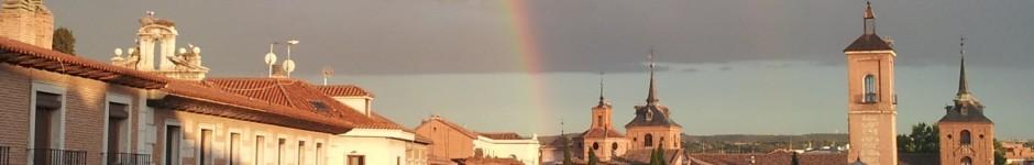 Alcalá de Henares, la ciudad donde crecí