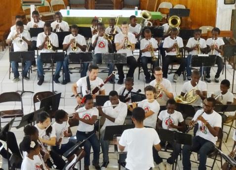 Voluntariado Haití