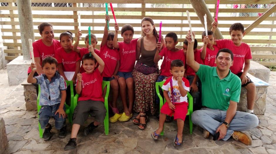 Melodías de Esperanza, Honduras
